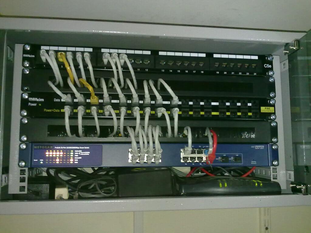 Transmit IT networking